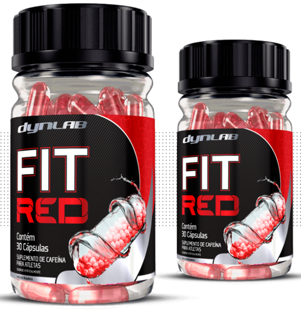 FIT RED – Time Release