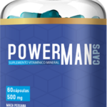 Power Man Caps